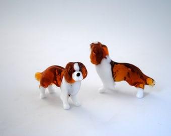 e31-10 King Charles Spaniel (1 Dog per order)