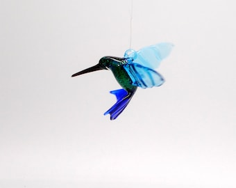 36-257d Hummingbird Simone with Dichroic body
