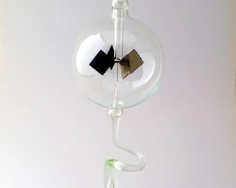 Tabletop Radiometer Spiral