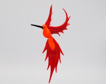 36-210 Hummingbird Oscar Orange Red