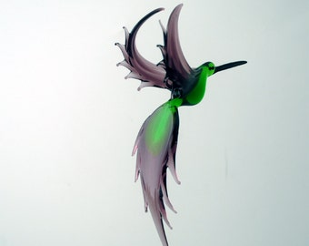 36-210 Hummingbird Green Purple