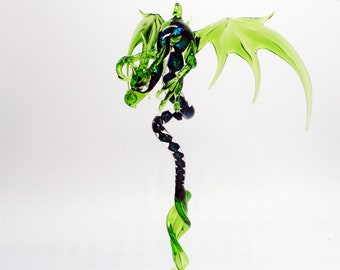 36-997 Guardian Dragon - Green