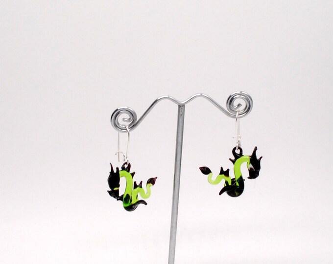 Sea Dragon Earrings