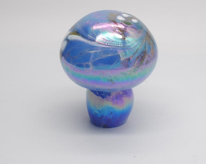 00-60 Iridescent Mushroom (Blue)