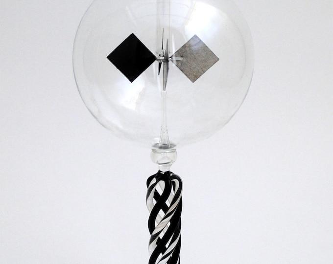1119 Tabletop Radiometer Braided Black
