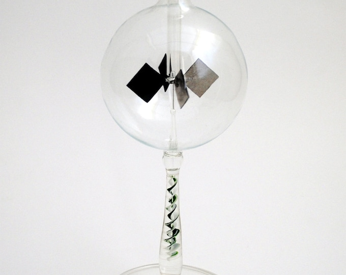 1008 Tabletop Radiometer Spiral Green