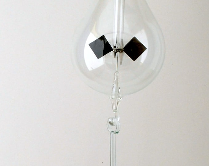 1001 T Hanging Radiometer Clear