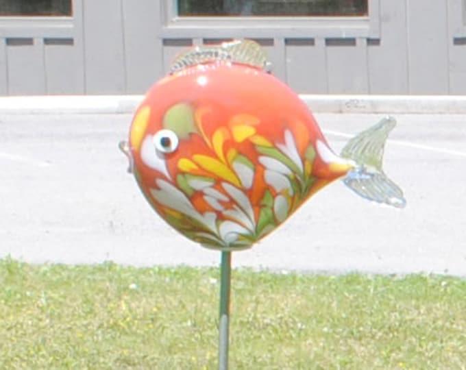 Fish Garden Sculpture