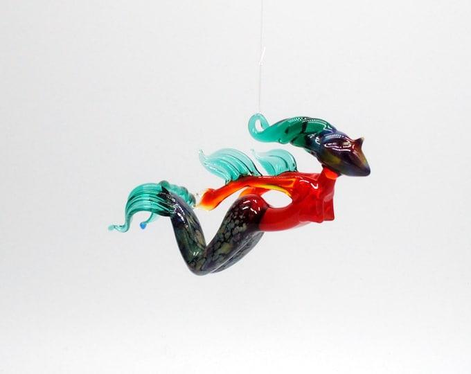 e36-003 Mermaid Red