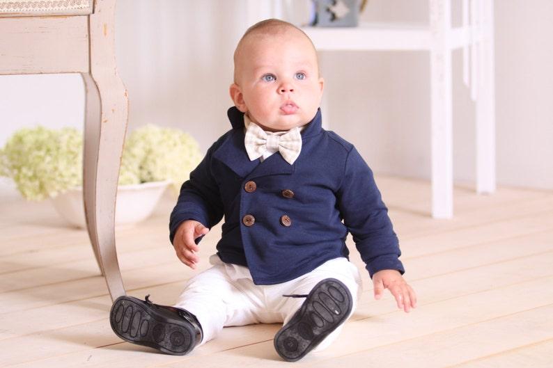 7860fe6acc0b Baby boy Blazer Double breasted blazer Baby boy outfit Wedding