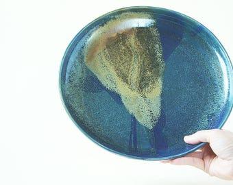 MADE TO ORDER: Dinner plates handmade ceramic stoneware