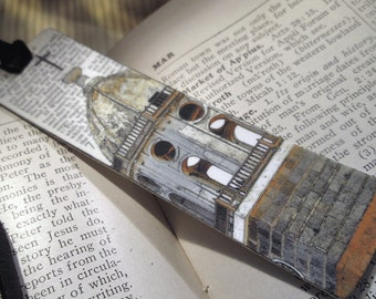 Book mark: Bible Bookmark - Lanzarote, Book Marker, Gift for Book lover, Custom Bookmark
