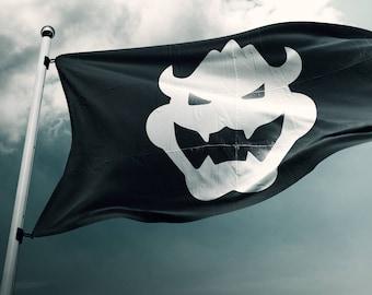 Bowser Flag