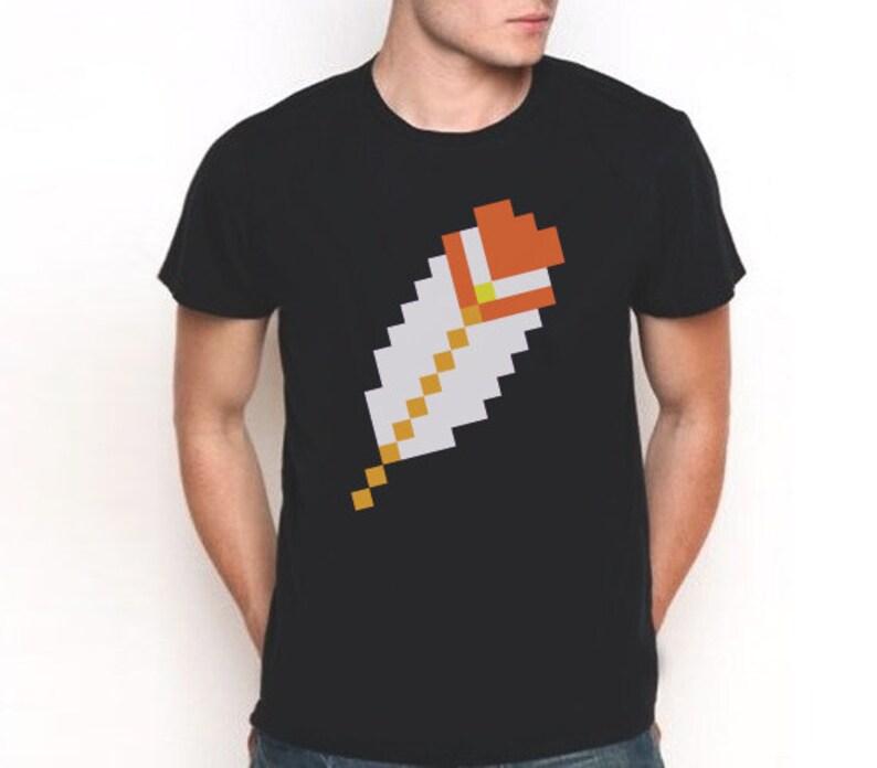 Mario Feather T-Shirt Super Mario Super Mario Bros Luigi image 0