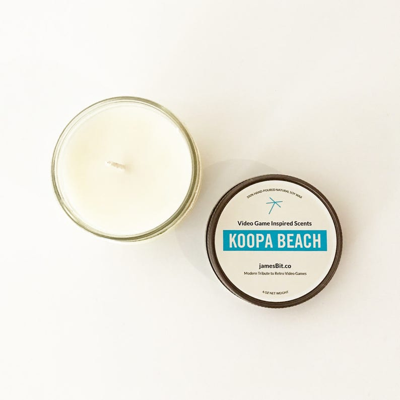 Video Game Candles Lost Woods Koopa Beach Yoshi's image 0