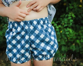 Olivia Bloomers and Pantaloons PDF Pattern instant download size 1/2-8
