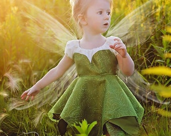 Tinkerbell everyday princess PDF Pattern instant download 1/2-8