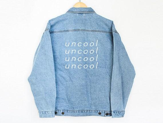 denim jacket, women's denim jacket, graphic tee, graphic jacket, outerwear,  custom denim jacket, custom jean jacket, custom gift, birthday