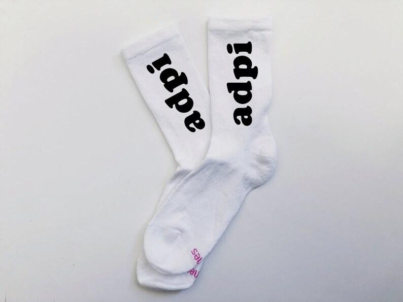 sorority stuff aphi alpha phi aphi stuff bid day sorority gifts sorority socks custom socks socks bid day gifts