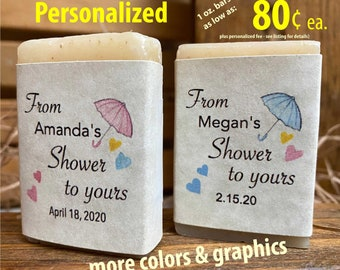 baby shower favors girl soap party favors baby shower favor personalized shower soap unique baby shower favors soap party favor