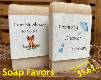 bridal shower favors soap party favors baby shower favors soap baby girl shower favors boy shower favors wedding favors DIY shower favors