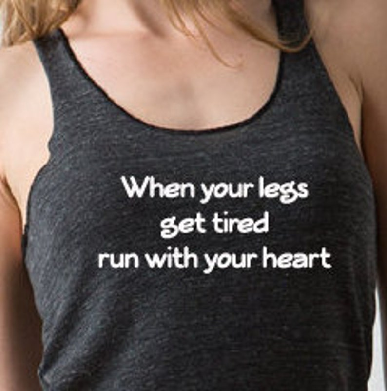 When your Legs get Tired Run with Your Heart Half Marathon and image 0