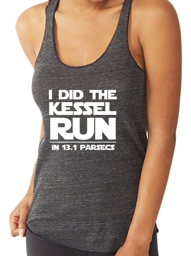 I  Did The Kessel Run in 13.1 Parsecs Star Wars Half Marathon image 0