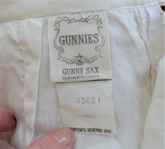 Vintage Gunnies Gunne Sax by Jessica McClintock W… - image 4