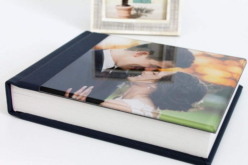 Wedding Photo Album.Custom Wedding Photo Album 10x8 Acrylic Cover Wedding Album With 30 Pages Albums Remembered