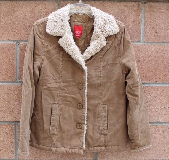 Light Brown Jacket // Unisex Jacket