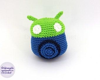Mascot Fdroid decorative plush