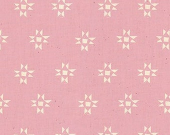 Ruby Star Society Star Shine Lavender by Alexia Abegg Quilt Fabric Pink Geometric Heirloom Modern New Fabric Moda Cotton
