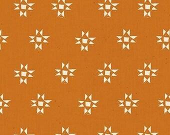 Ruby Star Society Star Shine Earth by Alexia Abegg Quilt Fabric Brown Geometric Heirloom Modern New Fabric Moda Cotton