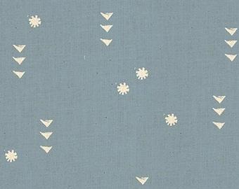 Ruby Star Society Rain Rain by Alexia Abegg Quilt Fabric Light Blue Geometric Heirloom Modern New Fabric Moda Cotton