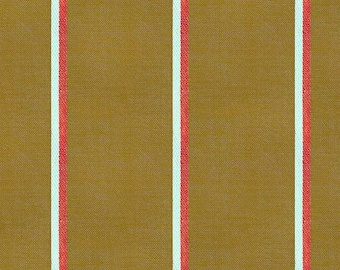Ruby Star Society Warp & Weft Heirloom Linework Suede Green Stripe Alexia Abegg Woven Fabric Clothing Fabric Moda Fabrics Red Stripe
