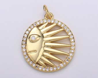 19x6x4mm Gold Moon Charm Pendant Jewelry Finding N272 Q199 2 Gold Plated Textured Horn Charms