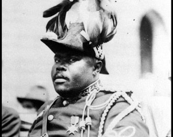MARCUS GARVEY JR JAMAICAN ACTIVIST GLOSSY POSTER PICTURE PHOTO BANNER PRINT 6267