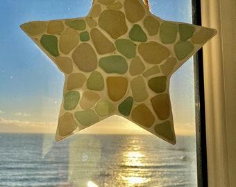 Seaglass star