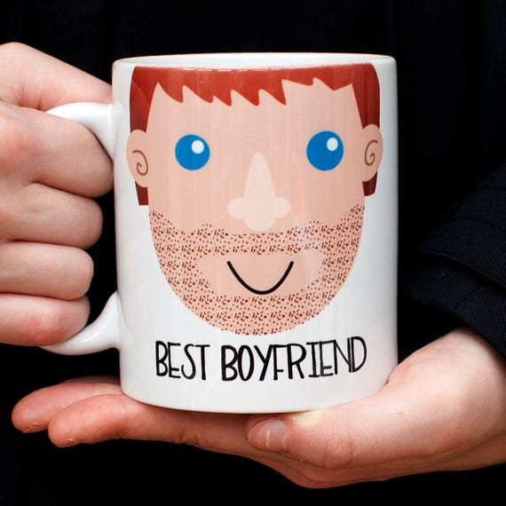 Boyfriend Gift Mug Birthday For