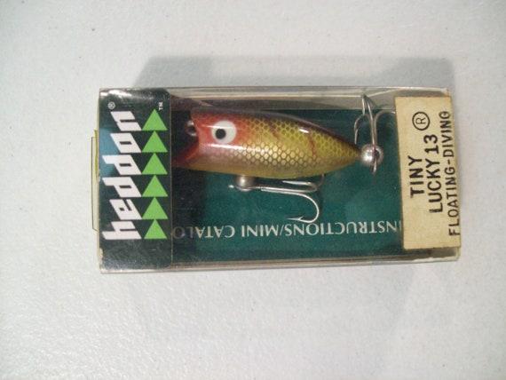 Heddon Lucky 13 5//8 oz Fishing Lure