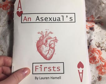 An Asexual's Firsts-A Poetry Zine