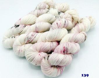 MERINO SockYarn ,75 MERINO, 25 Polyamid 100g Nr. 139
