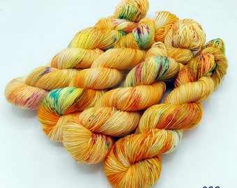 SockYarn, handdyed  75 Wool, 25 Polyamid 100g 3.5 oz. Nr.820