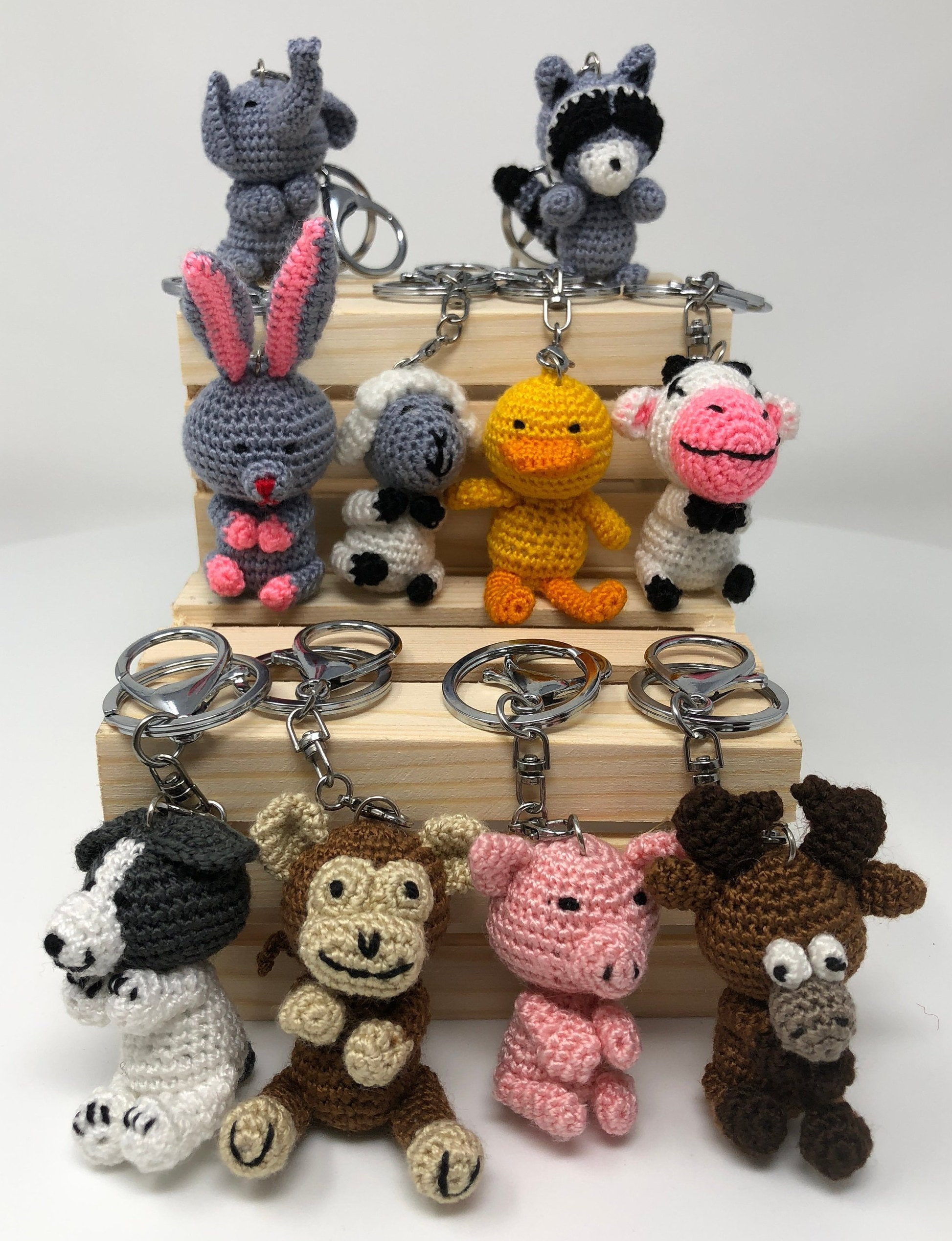 Amigurumi Cute Sheep Free Pattern - Crochet.msa.plus | 2535x1946