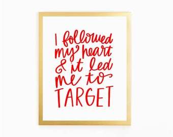 Left my Heart at Target