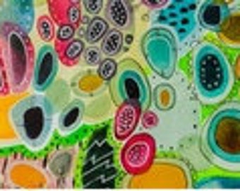 Abstract Watercolor - Pre Order - Washi Tape 22mm x 200mm