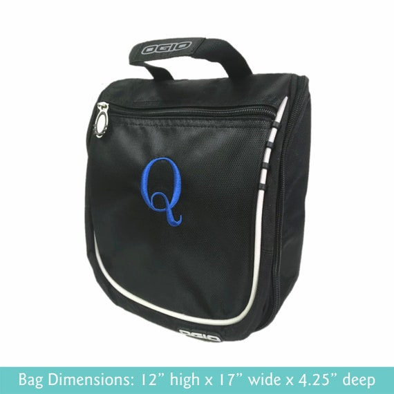 758f1025ff05 1 Toiletry Bag OGIO Brand Hanging Personalized Toiletry Bag