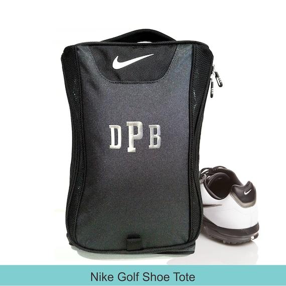 802b8e3b4873 7 Shoe Bags Nike Brand Golf Shoe Bag Groomsmen Gift Golf