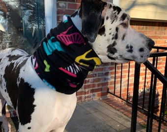 XXWK Halstuch//Kopftuch Great Dane Dad Men Women Cold Weather Ear Warmer for Cycling Motorcycle Ski Face Mask