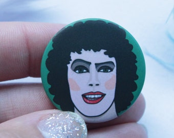 Musicals Badge The Rocky Horror Picture Show Frank N Furter